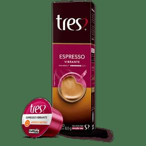 Espresso Vibrante TRES