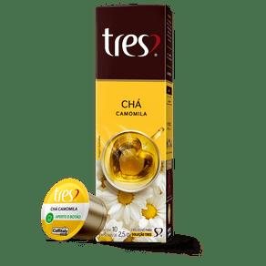 Chá de Camomila TRES