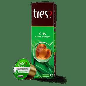 Chá Capim Cidreira TRES