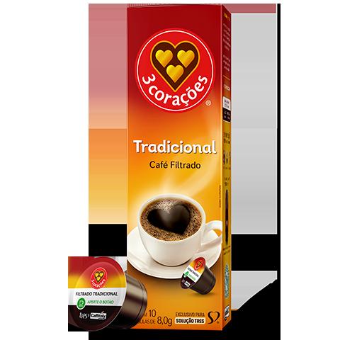 café filtrado tradicional