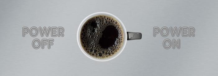 café treino