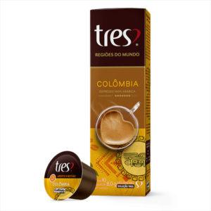 espresso colômbia tres