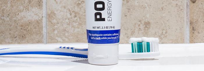 Power Energy Toothpaste